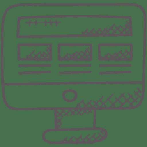 icon-web design