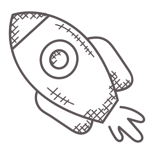 rocket icon - upgrade your website plan