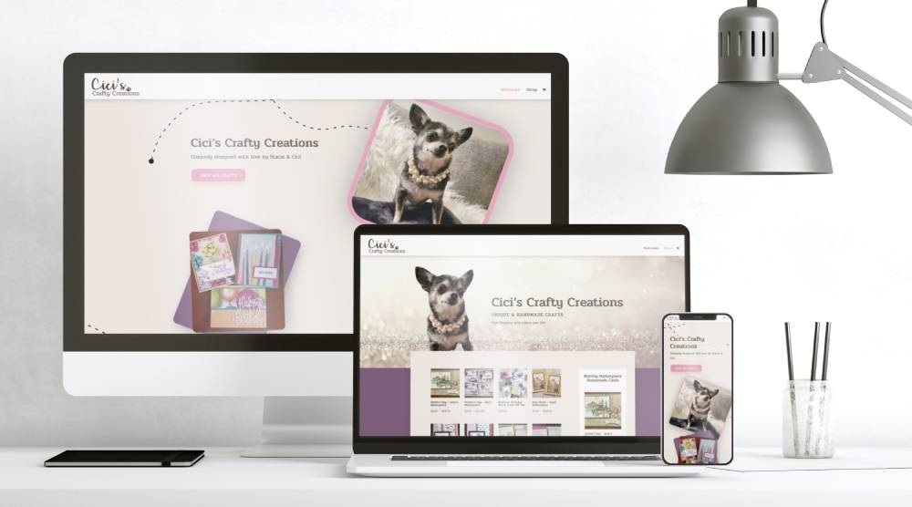 cicis crafty creations portfolio